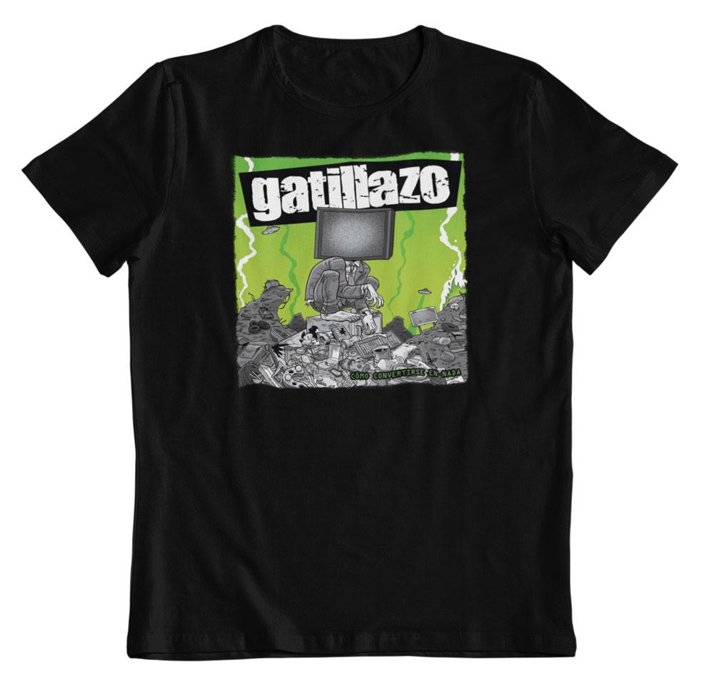 Camiseta Gatillazo