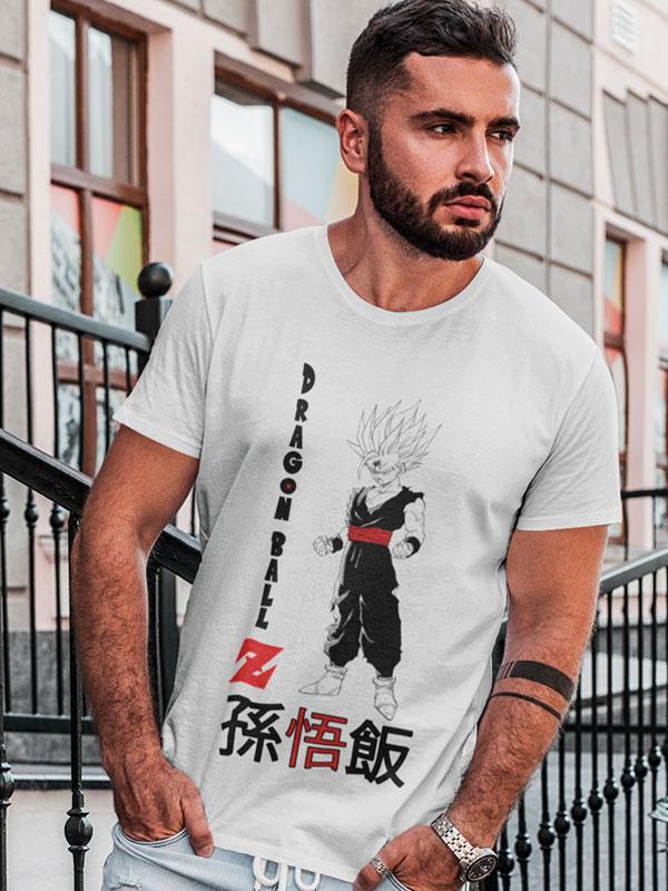 Camiseta Gohan SS2 Kanji