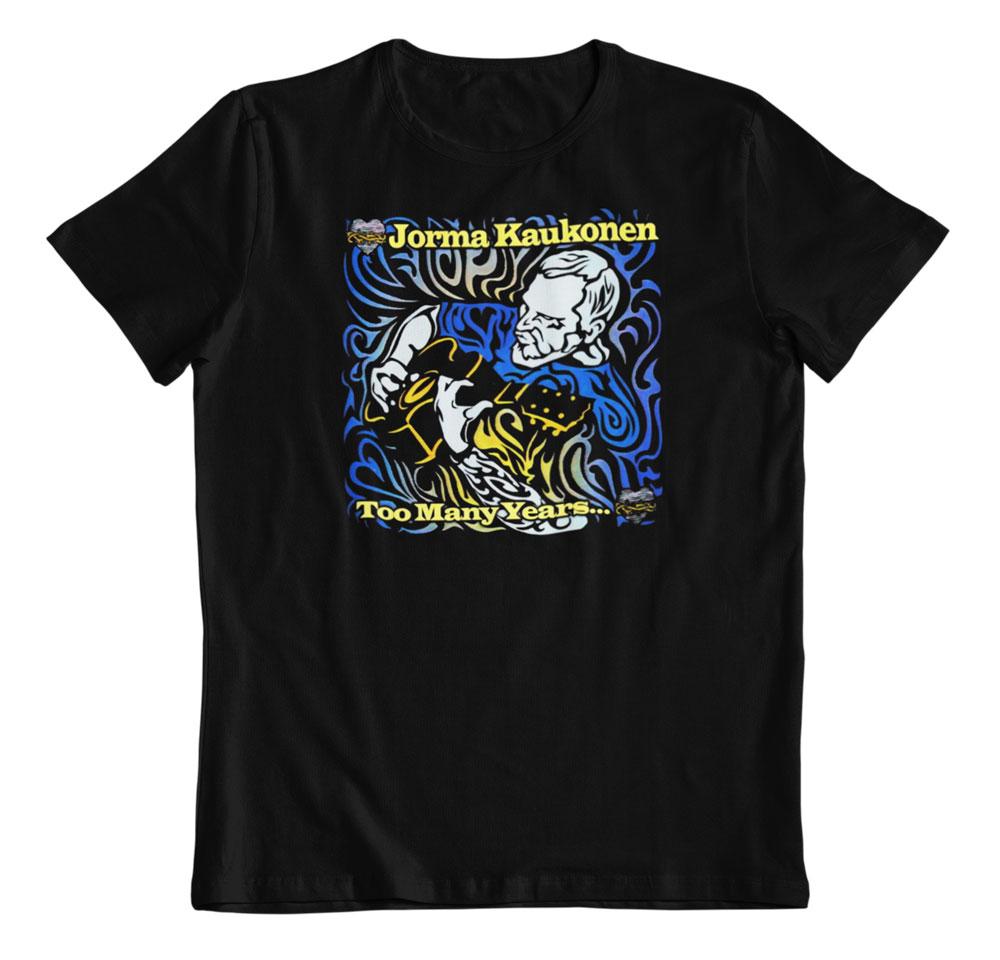 Camiseta Jorma Kaukonen