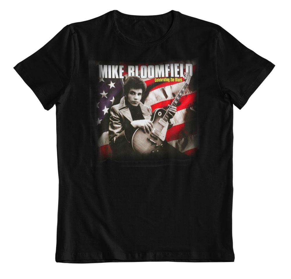 Camiseta Mike Bloomfield