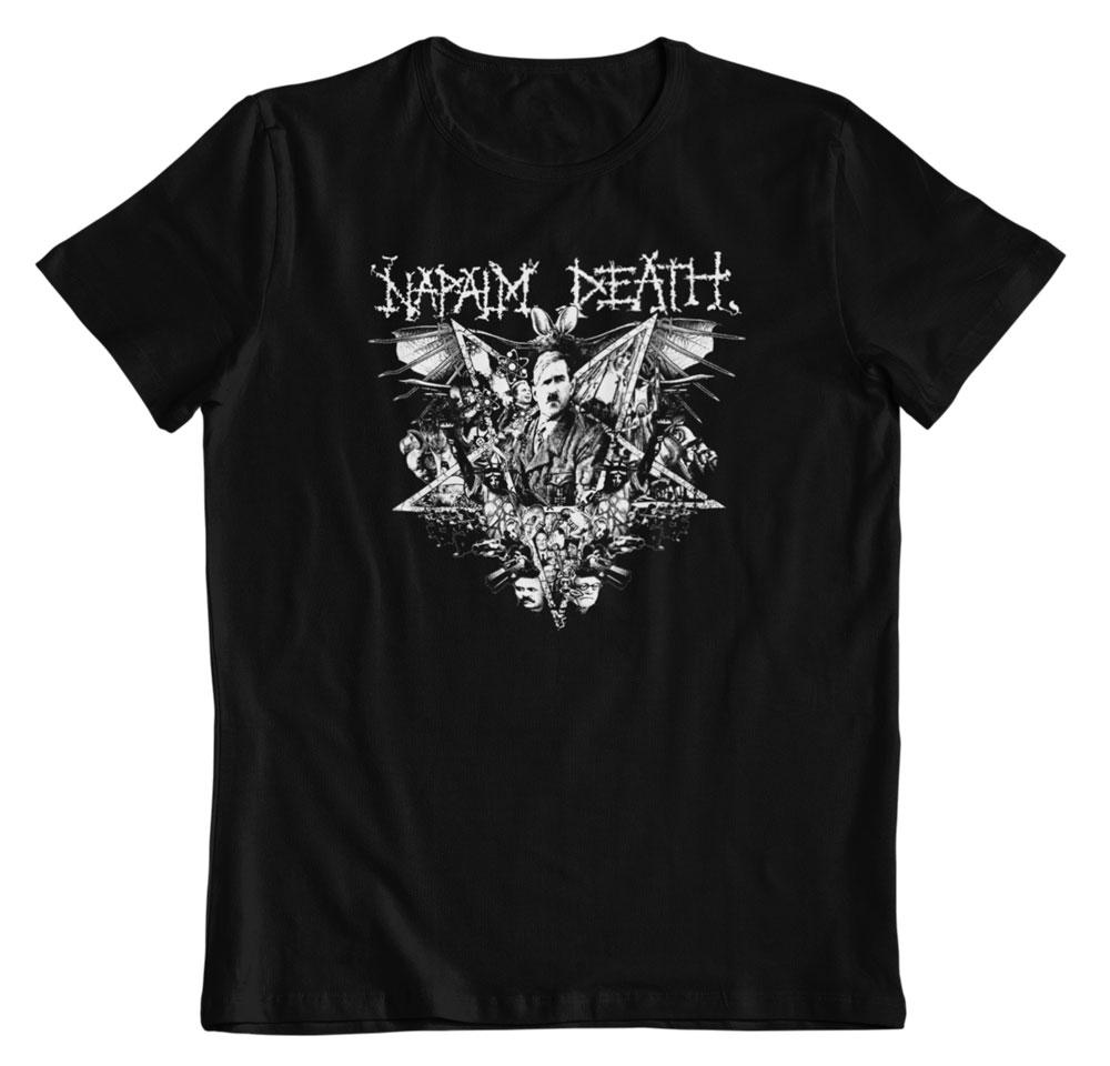 Camiseta Napalm Death
