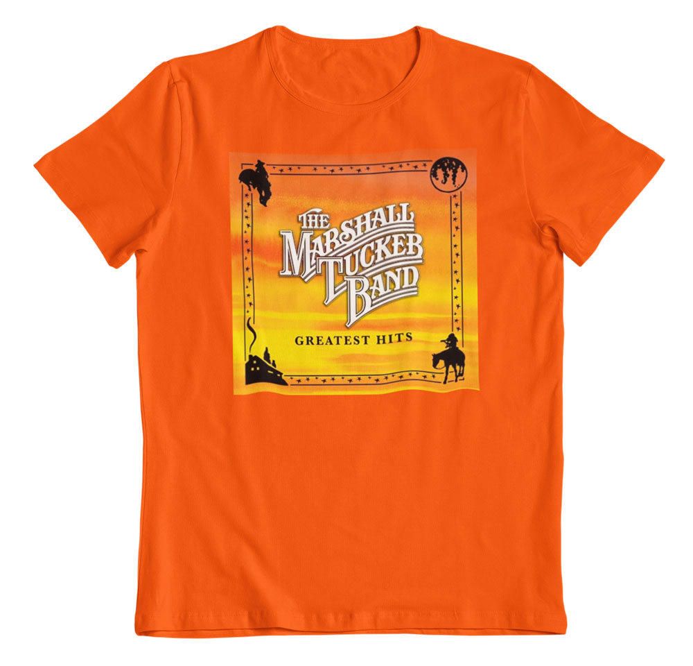 Camiseta The Marshall Tucker Band
