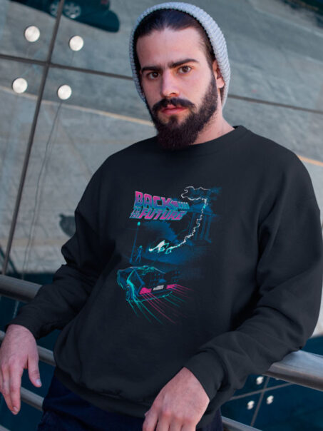 Sudadera Back to the Future End
