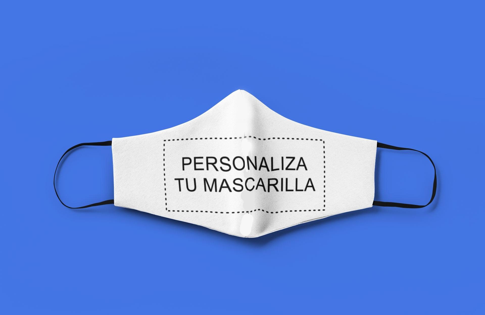 personalizar mascarilla a tu gusto