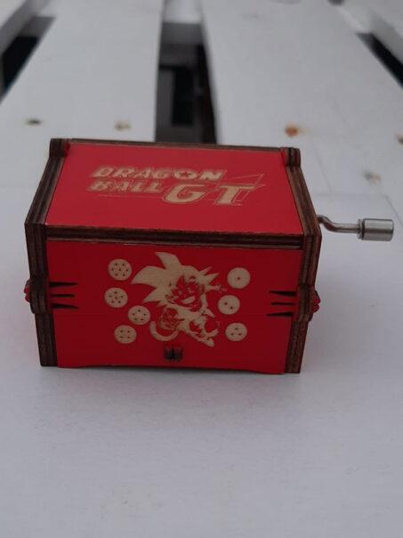 caja musical dragon ball gt