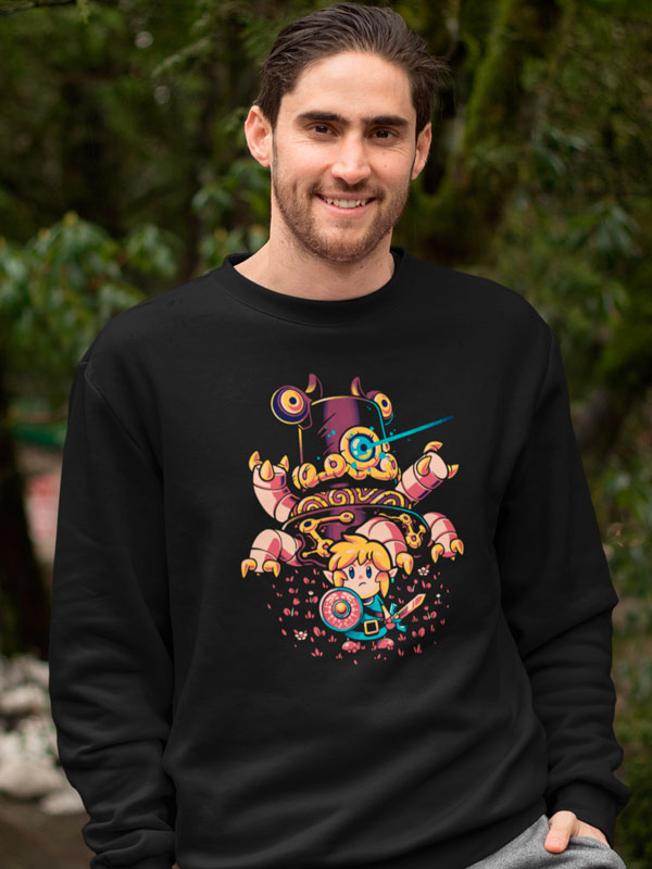 sudadera link breath pinypon