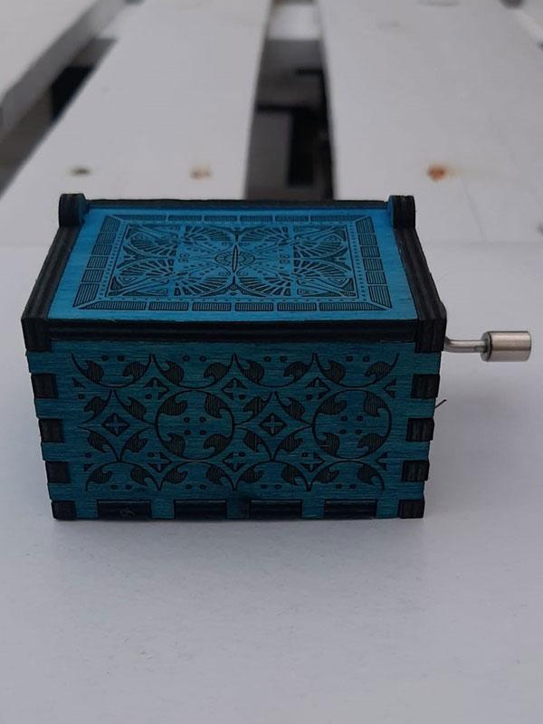 caja musical juego de tronos