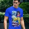 Camiseta dragon ball super saiyan 4