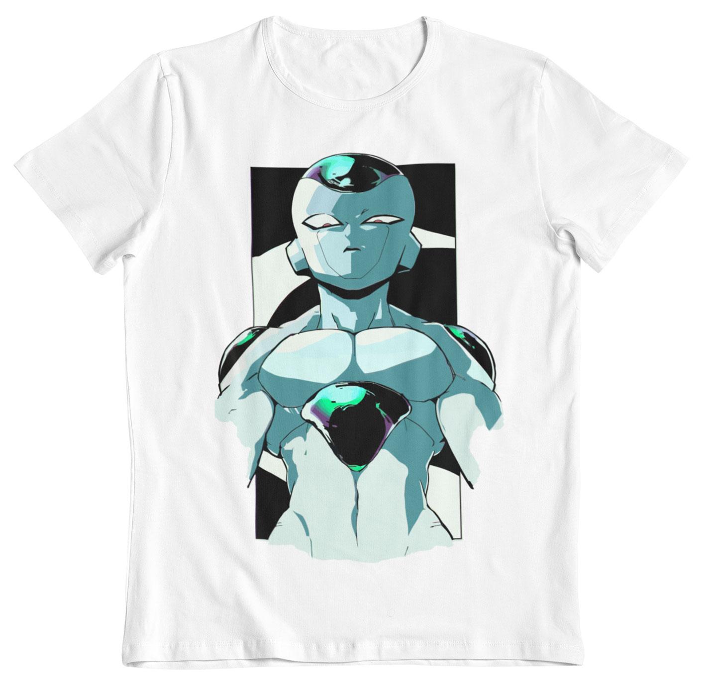 Camiseta Dragon Ball Z Freezer el emperador del mal