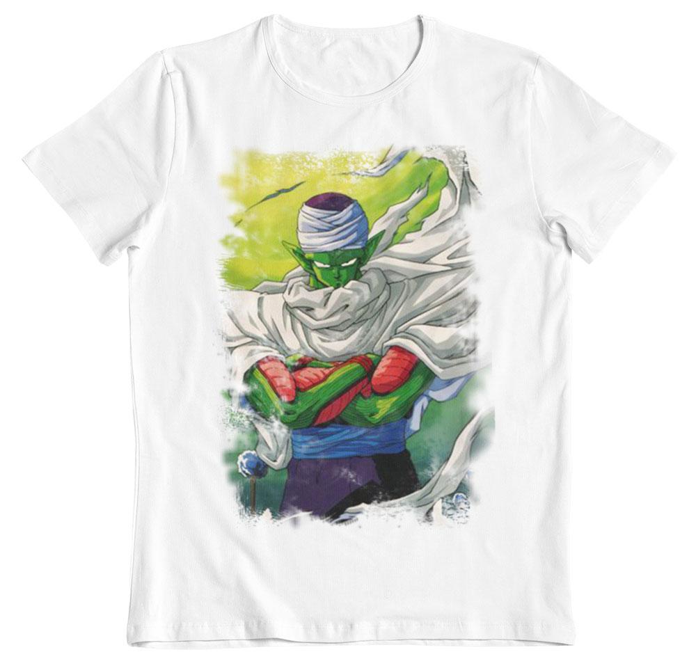 camiseta dragon ball z the namekian