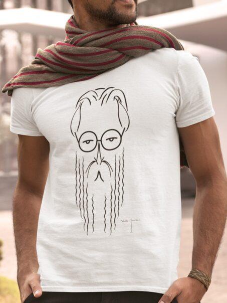 camiseta de valle inclan