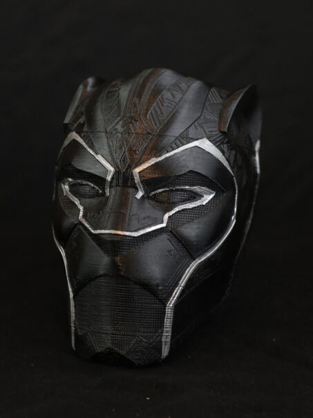 Casco Black Panther vengadores
