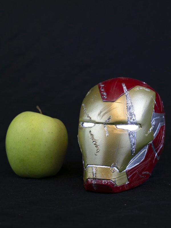casco de ionman