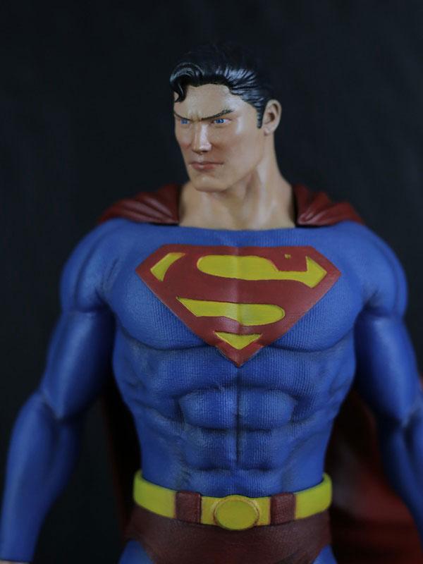 figura alta calidad de superman