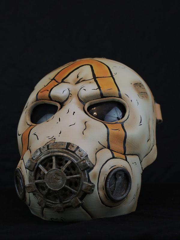 mascara de borderland3