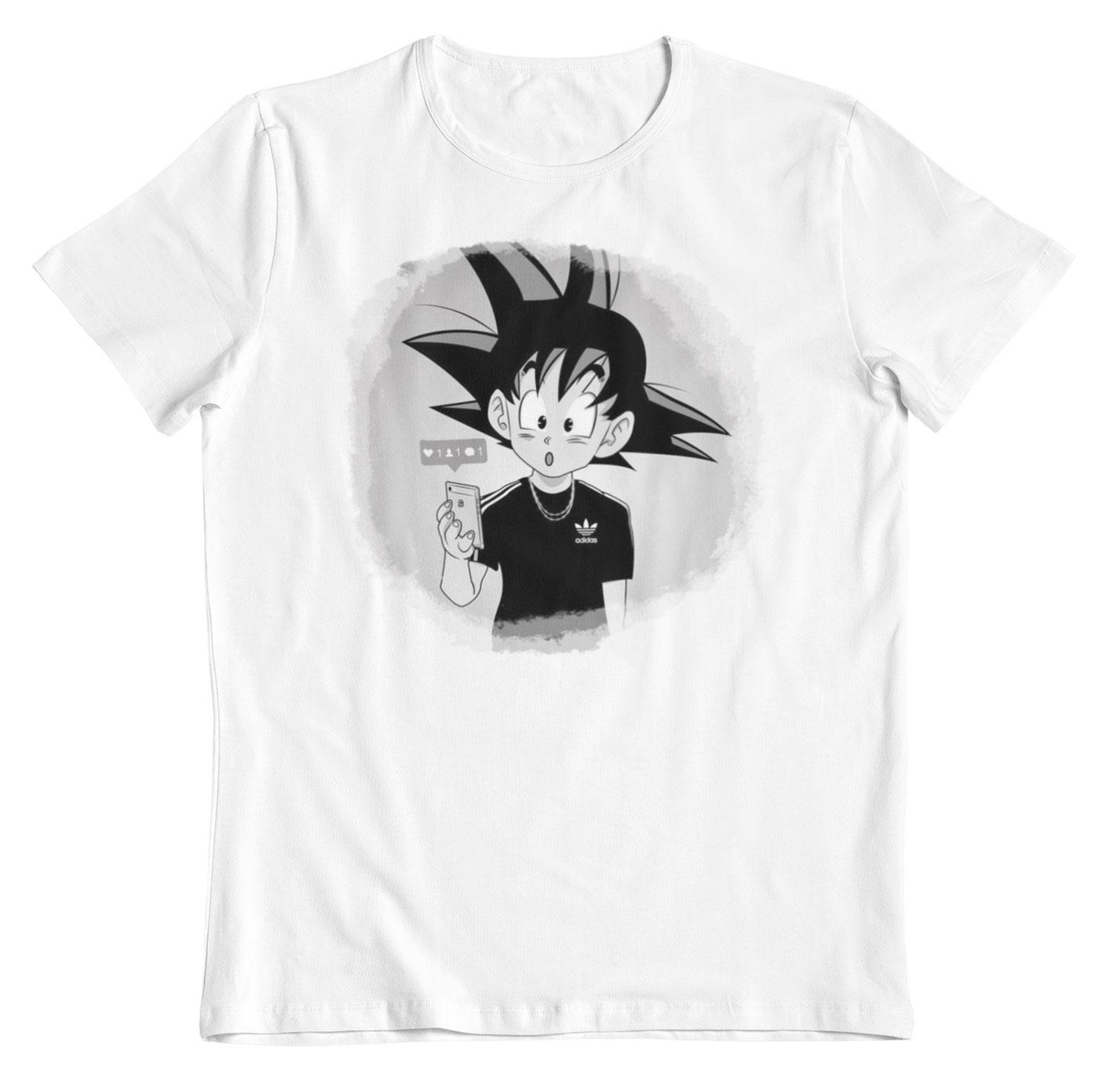 Camiseta Goku instagrammer