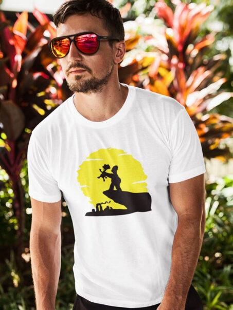 camiseta los simpsons