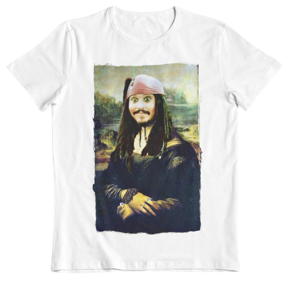 Camiseta Mona Sparrow