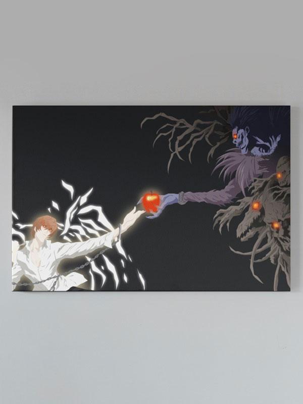 Lienzo Death Note Ryuk