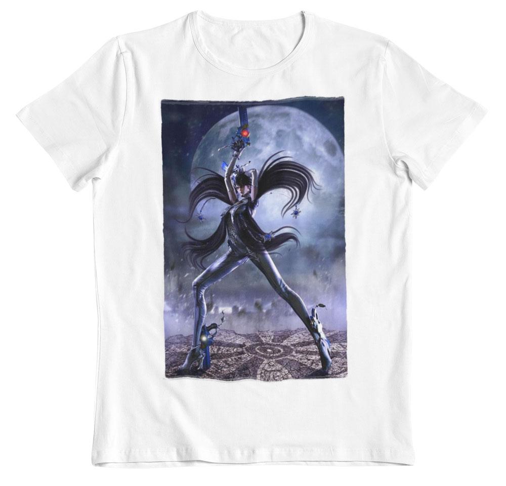 Camiseta Bayonetta