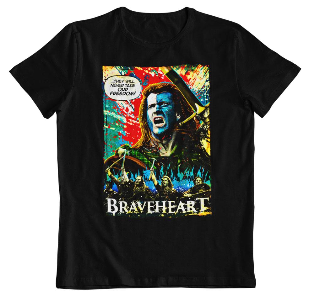Camiseta Braveheart