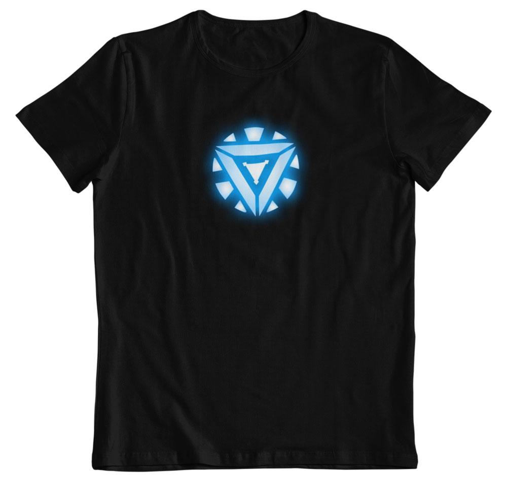 Camiseta de Iron Man