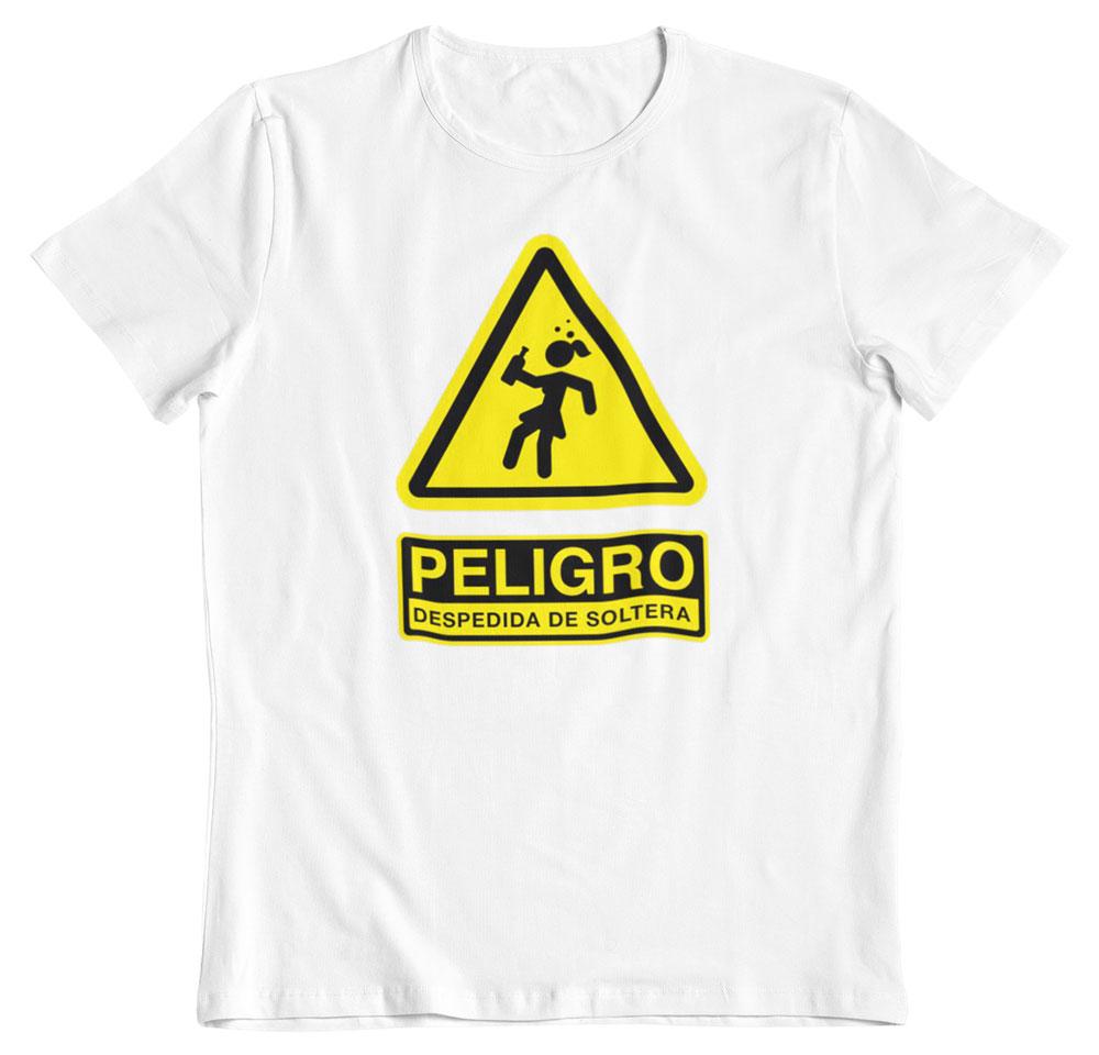 Camiseta despedida de soltera ¡Atención!
