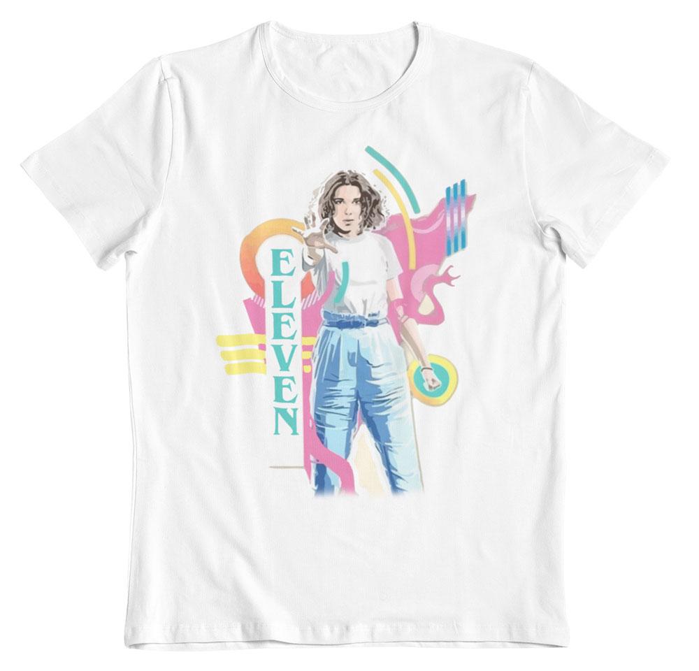 Camiseta eleven Stranger Things 3