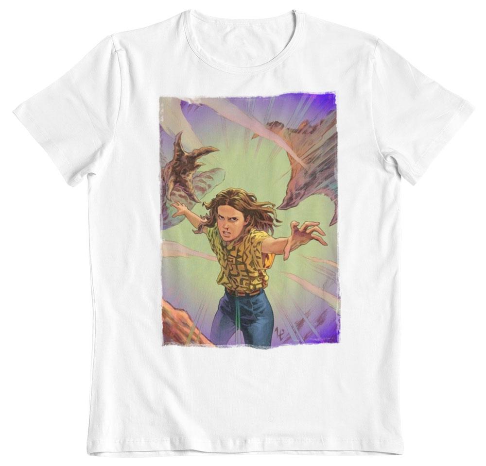 Camiseta Eleven Sttranger Things