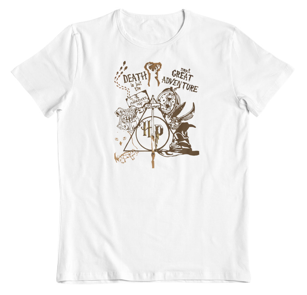 Camiseta Harry Potter pura magia
