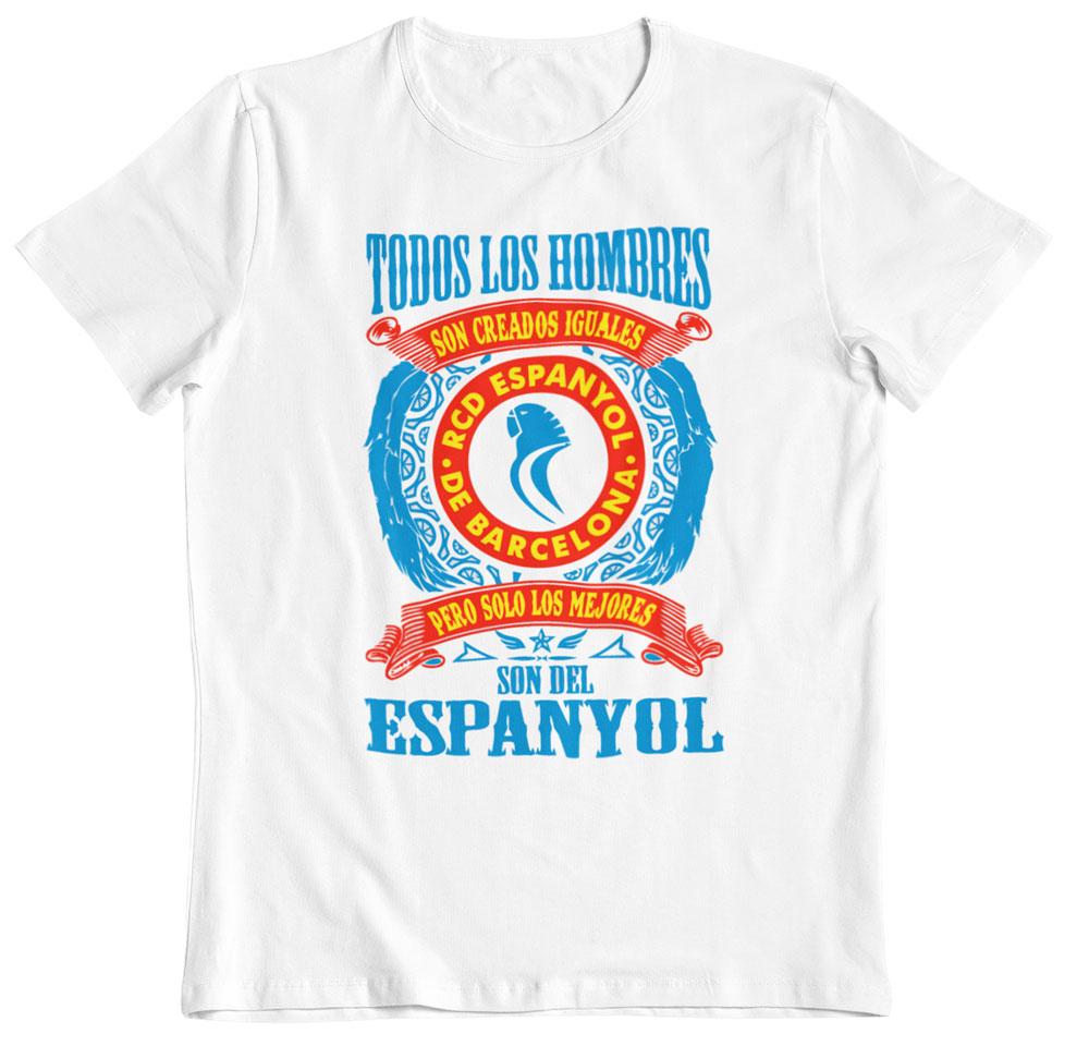 Camiseta los mejores son del Espanyol