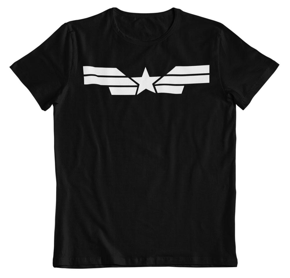 Camiseta soldado de invierno