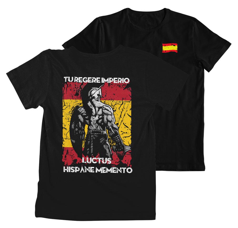 Camiseta soldado protector