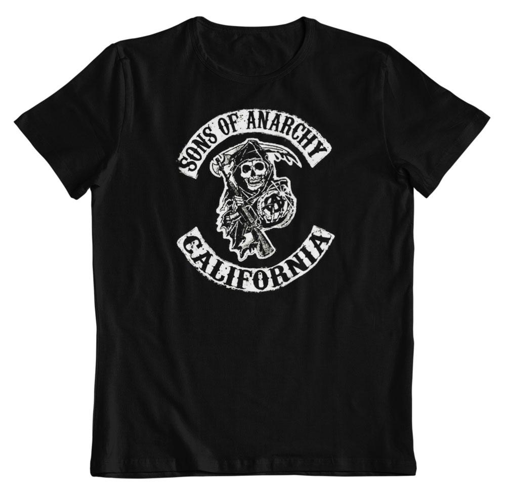 Camiseta Sons of Anarchy California
