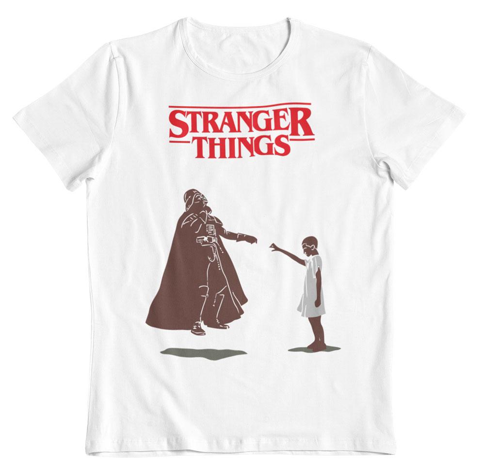 Camiseta Stranger Things la fuerza