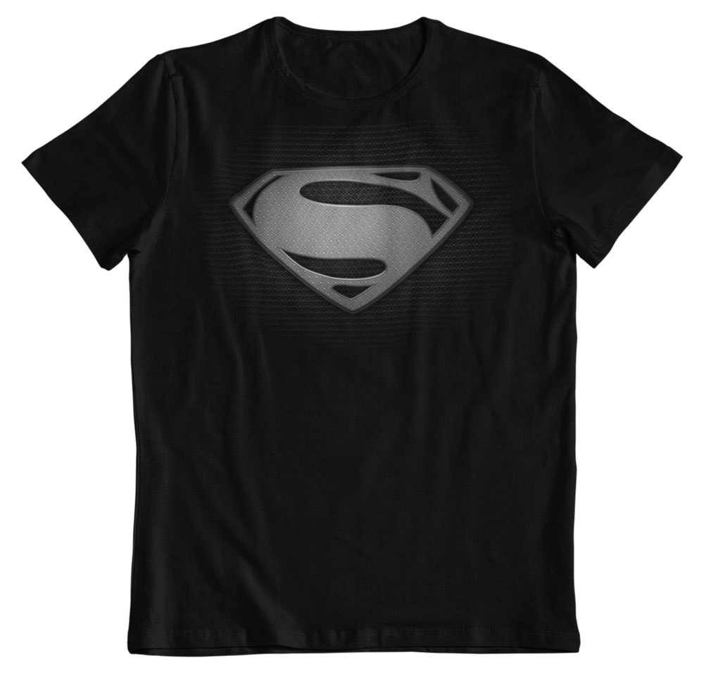 Camiseta Superman Black