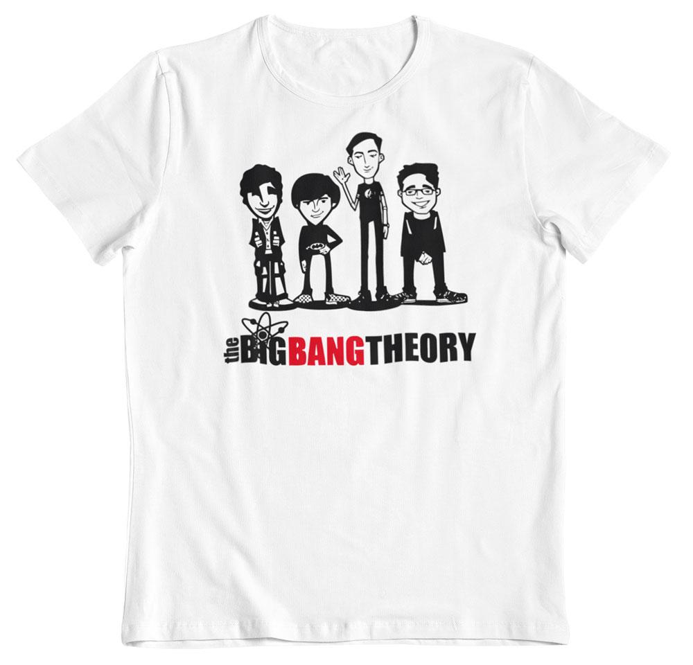 Camiseta de The Big Bang Theory