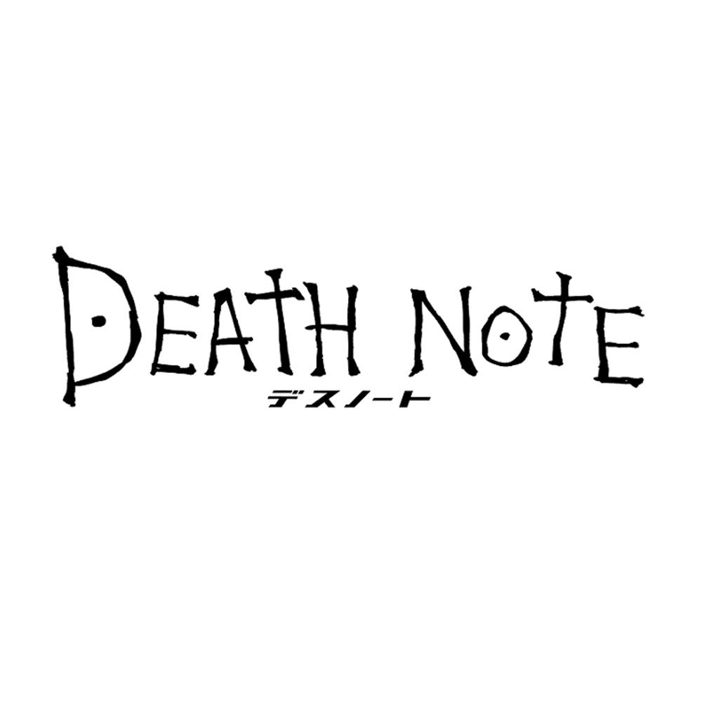Camisetas death note