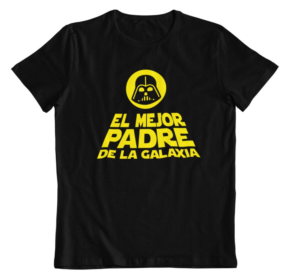 Camisetas día del padre Star Wars