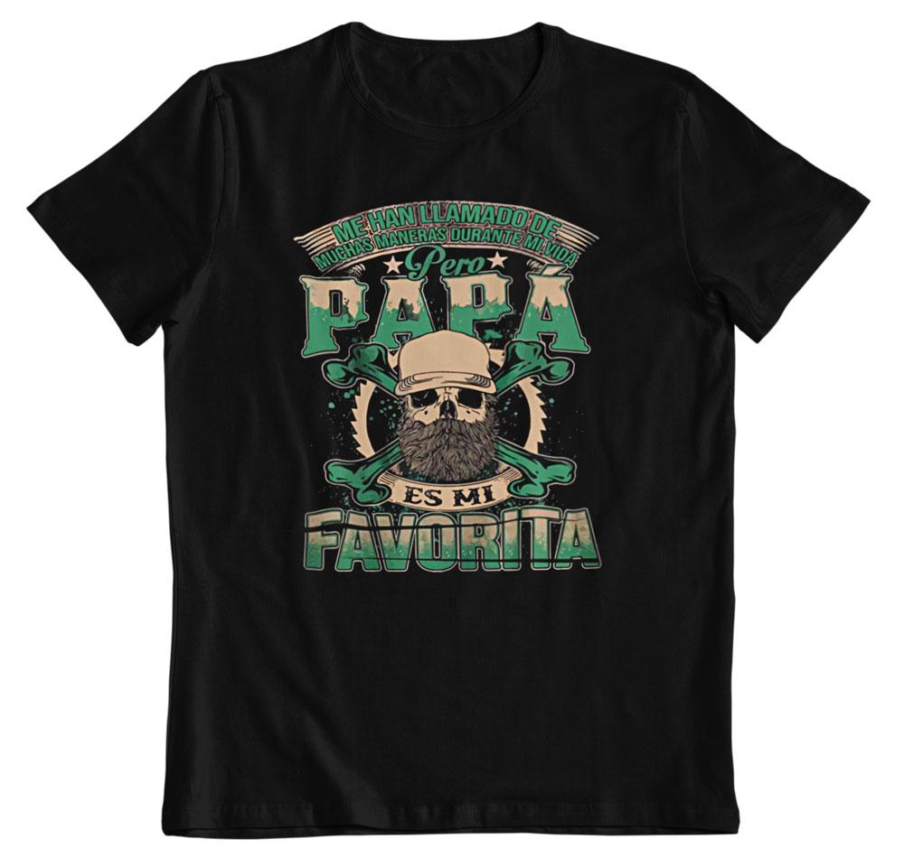Ideas camisetas día del padre