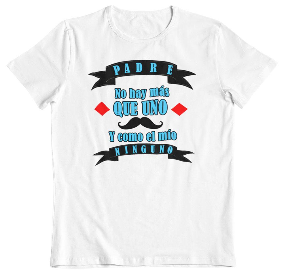 Mensajes camisetas día del padre